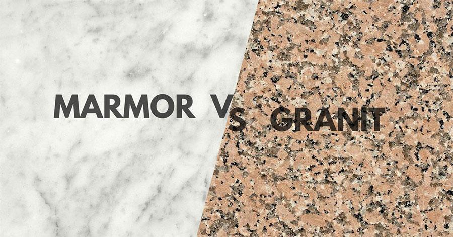 Außergewöhnlich Wann und warum man Marmor oder Granit wählen sollte - Marmi Rossi @ZA_68