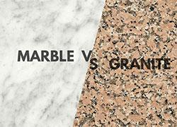 min Marblevsgranite